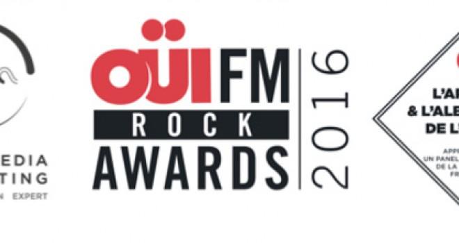 Les OUI FM Rock Awards au Réservoir !